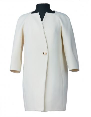 Рокси  демисезонное пальто  (милк )