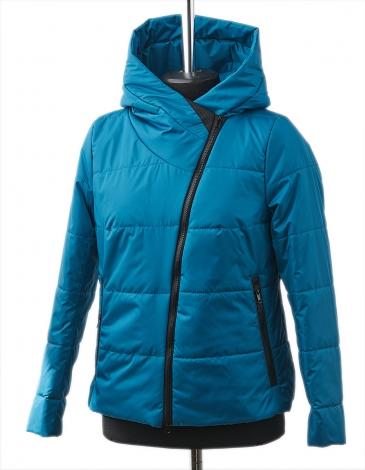 Виола    демисезонная куртка  (морская волна )
