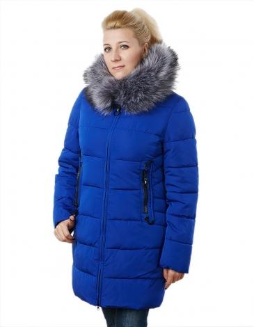 Селена  куртка зимняя ( электрик )
