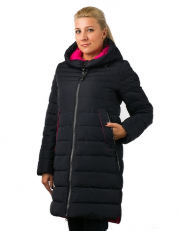 Жаклин куртка зимняя