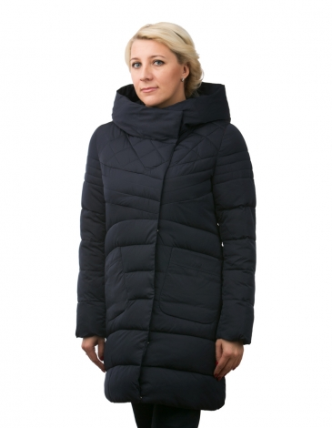 Ванда куртка зимняя(синяя)