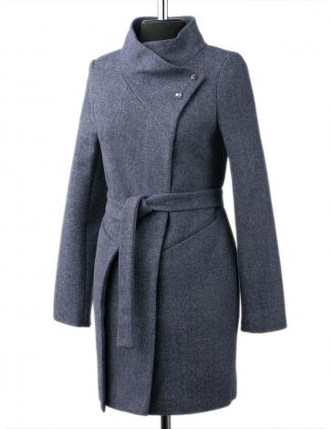 Джози демисезонное пальто  (индиго )
