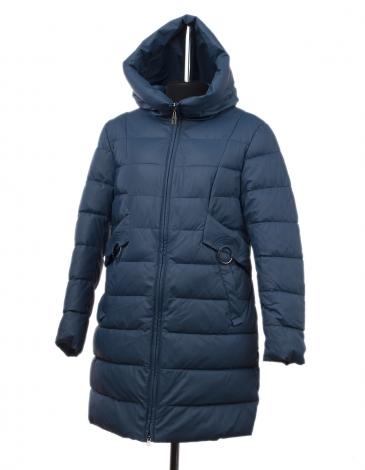 Силуэт  куртка зимняя