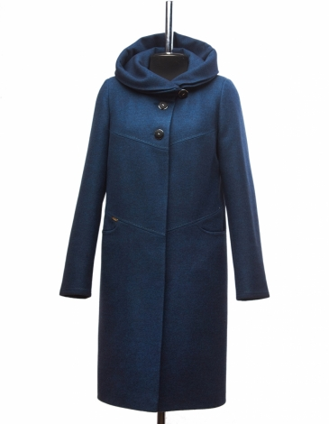 Азалия утепленное пальто