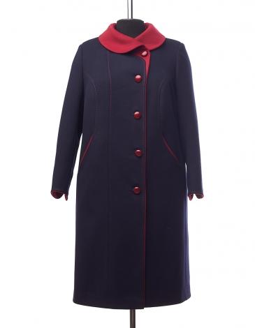 Браво утепленное пальто