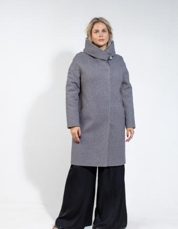 Илонна утепленное пальто