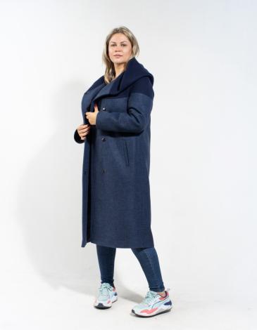 Кристал утепленное пальто