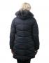 Регина  куртка зимняя (синяя)