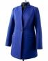 Манго демисезонное пальто (электрик)