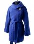 Паола демисезонное пальто (электрик)