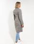 Блюз  демисезонное пальто