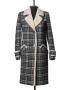 Нора утепленное  пальто