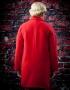 Типаж демисезонное пальто (красное)