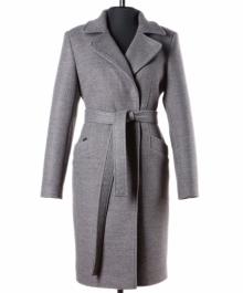 Блюз утепленное пальто