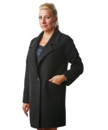 Типаж демисезонное пальто ( черное)