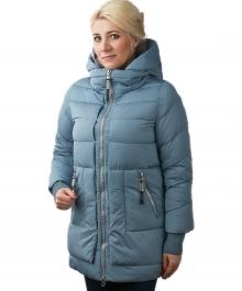 Боня куртка зимняя( Джинс )