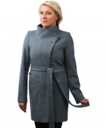 Джози демисезонное пальто (джинс)