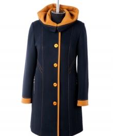 Миранда пальто утепленное