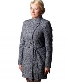 Мэри демисезонное пальто (твид)