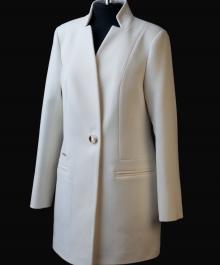 Манго демисезонное пальто (милк)
