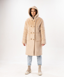 Венеция  утепленное пальто