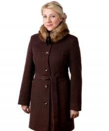Лорен пальто зимнее